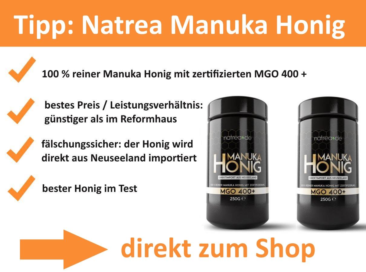 Manuka Honig kaufen